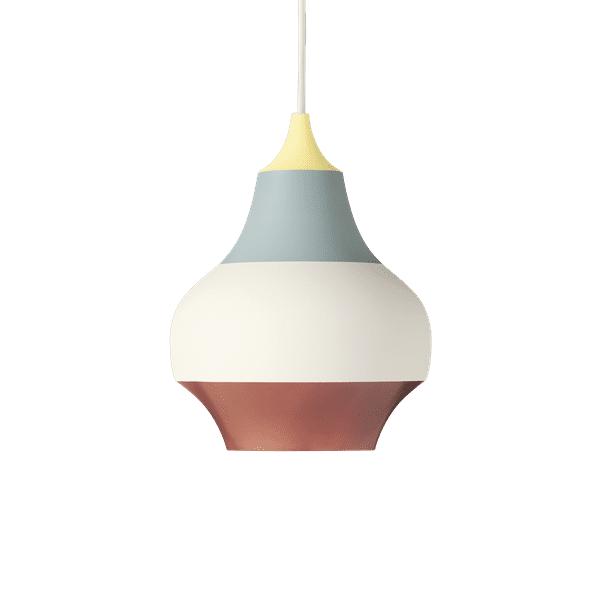 Cirque - The fixture provides a downward glare-free soft light by means of the white lacquered inner reflector.