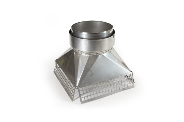 Gather Adaptor - Stainless Steel