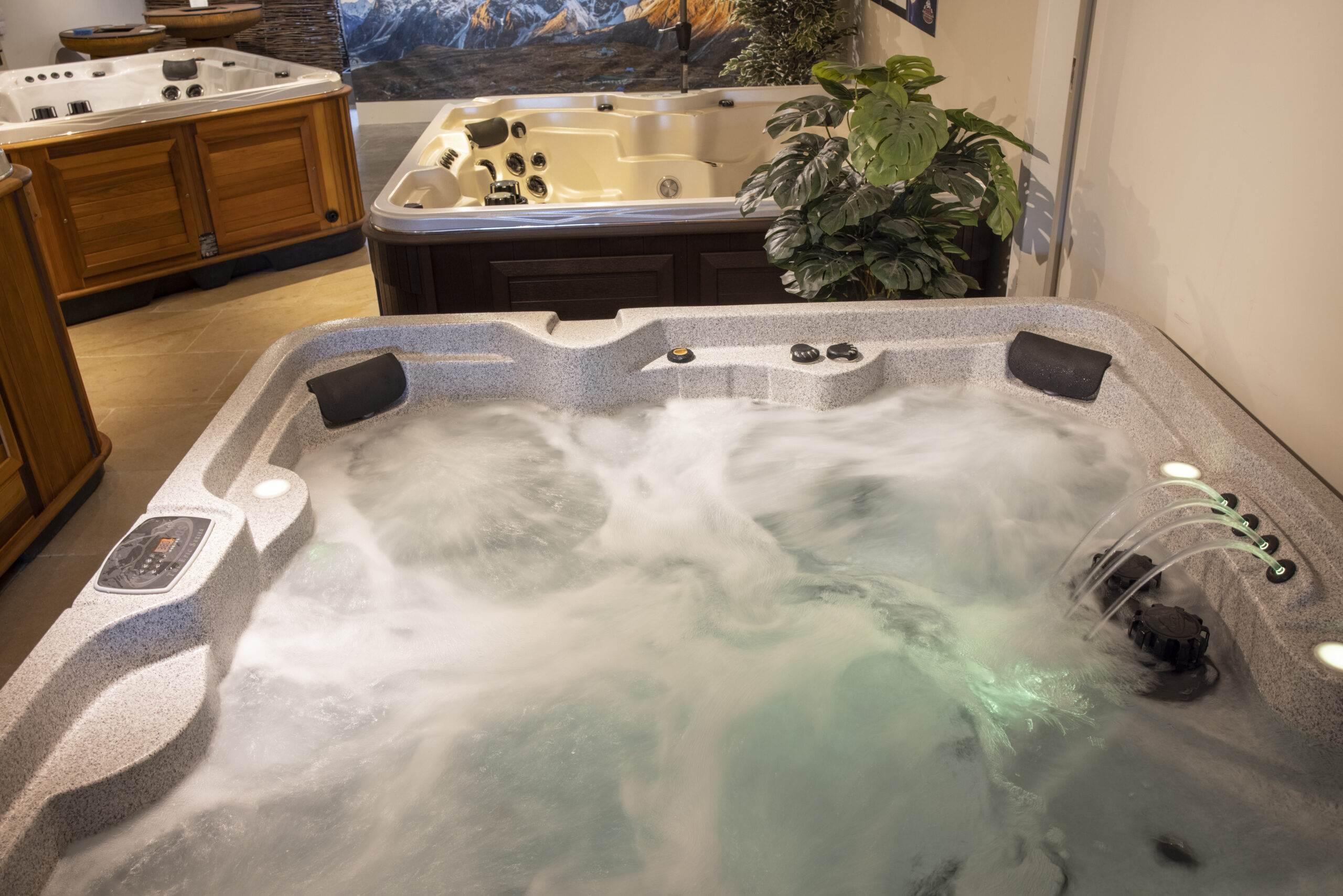 Hot Tubs topstak