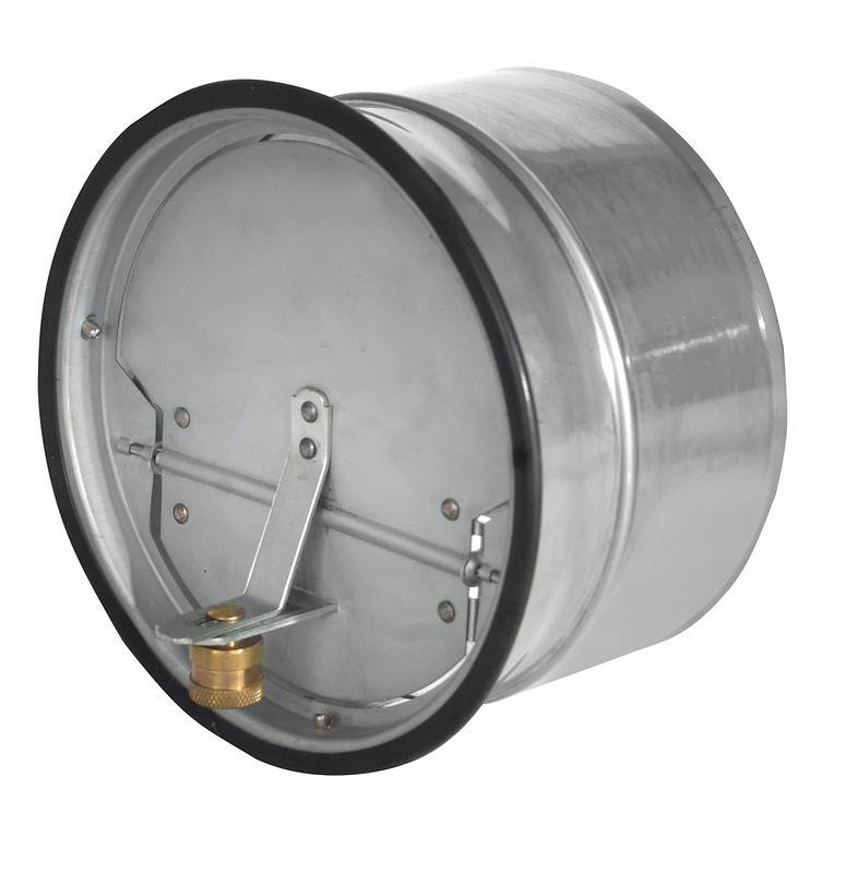 Draught Stabiliser - Schiedel ICID Twin Wall