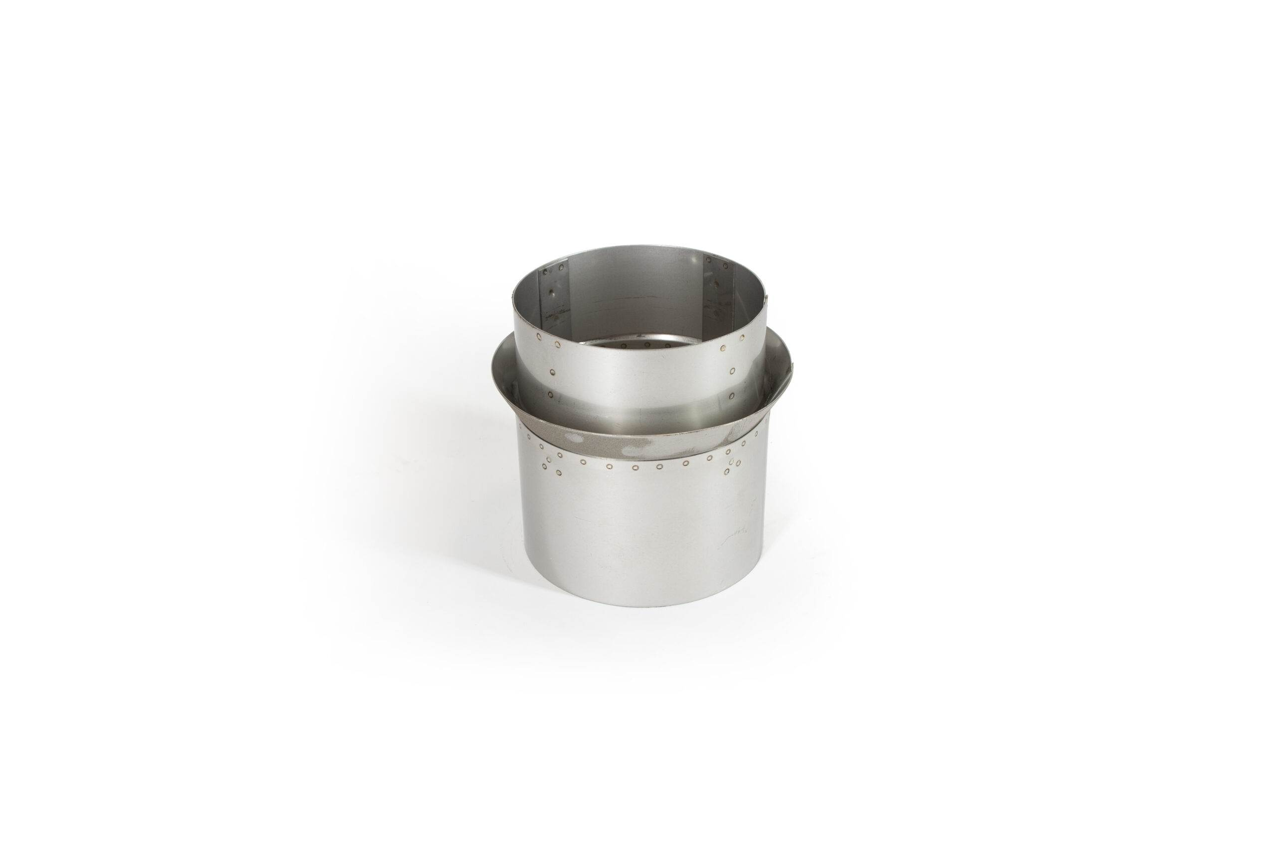Clay Liner Adaptor - Stainless Steel