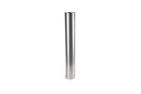 1m Length Stainless Steel Flue Pipe - Prima Smooth is a lightweight precision engineered product, designed for use on atmospheric wood burning and multi-fuel appliances with continuous operating temperatures of up to 600°C. The joints in the pipe are designed to give a smooth visual appearance.