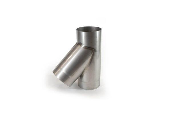 135° tee flue pipe