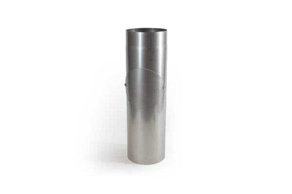 500mm Length Stainless Steel Flue Pipe with Access Door