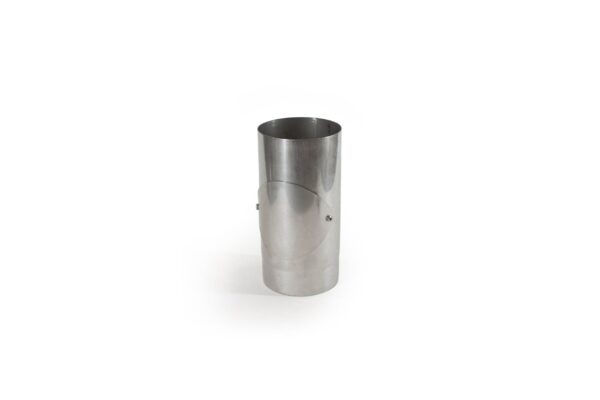 250mm Length Stainless Steel Flue Pipe with Access Door