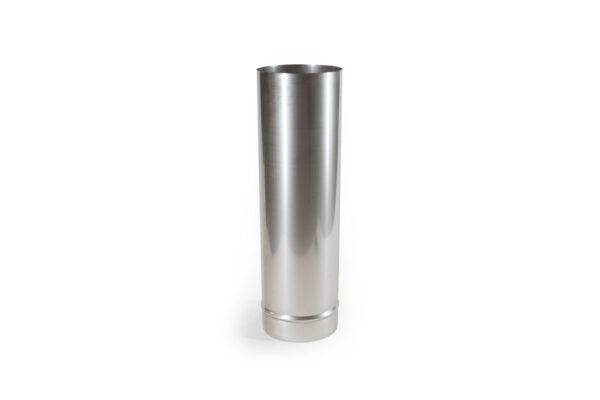 500mm Length Stainless Steel Flue Pipe with Stove Spigot