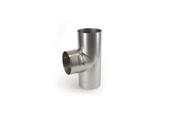 90° Tee Stainless Steel Flue Pipe