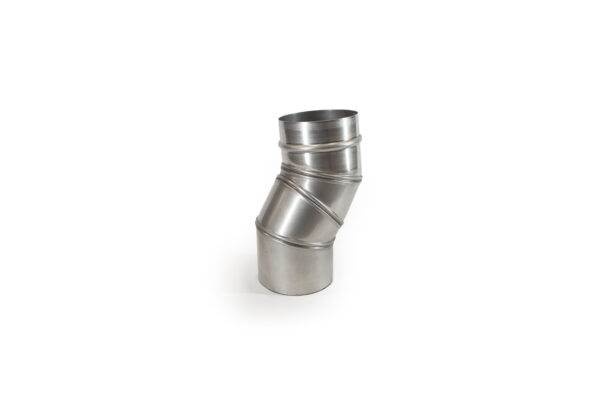 0°-90° Adjustable Stainless Steel Flue Pipe