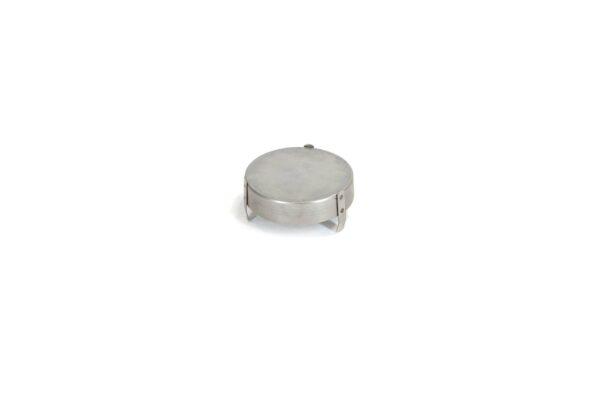 Tee Cap Stainless Steel - Vitreous Enamel Flue Pipe