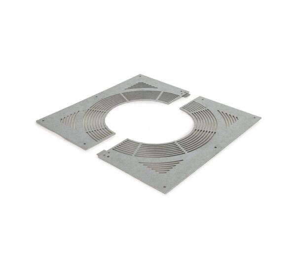 Insulated Chimney System 9425 Firestop plate 2