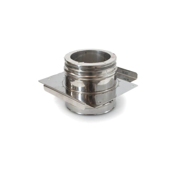 Insulated Chimney System Cantilever Support J21D3 Adjustable Top Plate