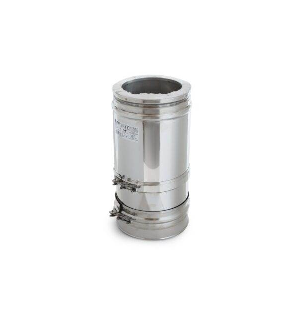 Insulated Chimney System J2109 Adjustable Pipe