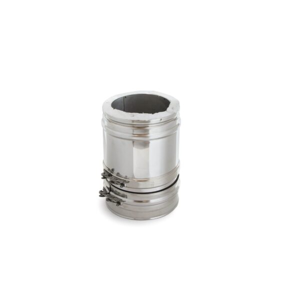 Insulated Chimney System J2152 Adjustable Pipe