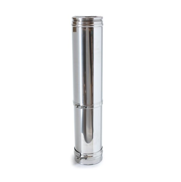 Insulated Chimney System J2154 Adjustable Pipe