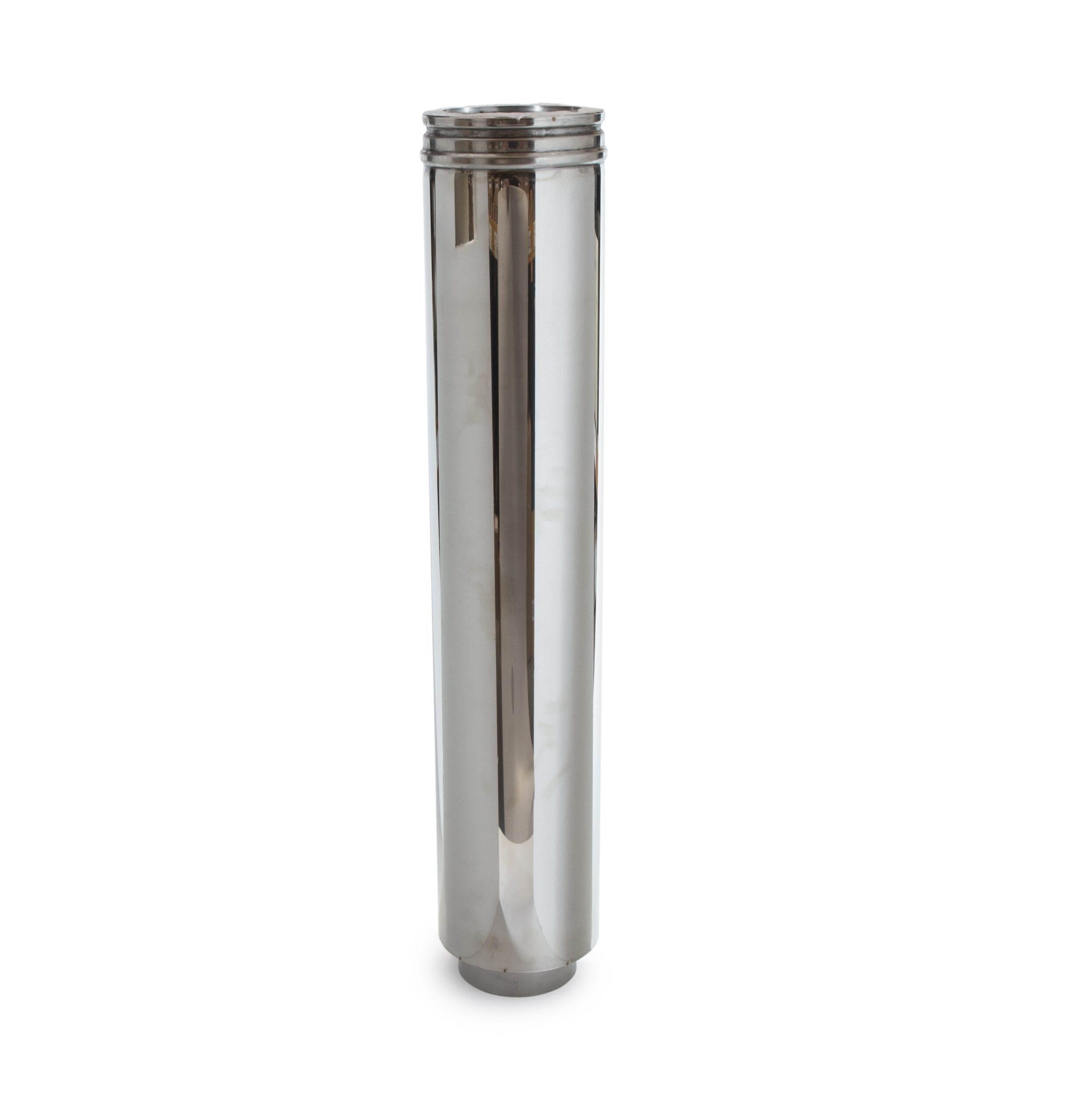 Insulated Chimney System J2175 Starter Flue Pipe