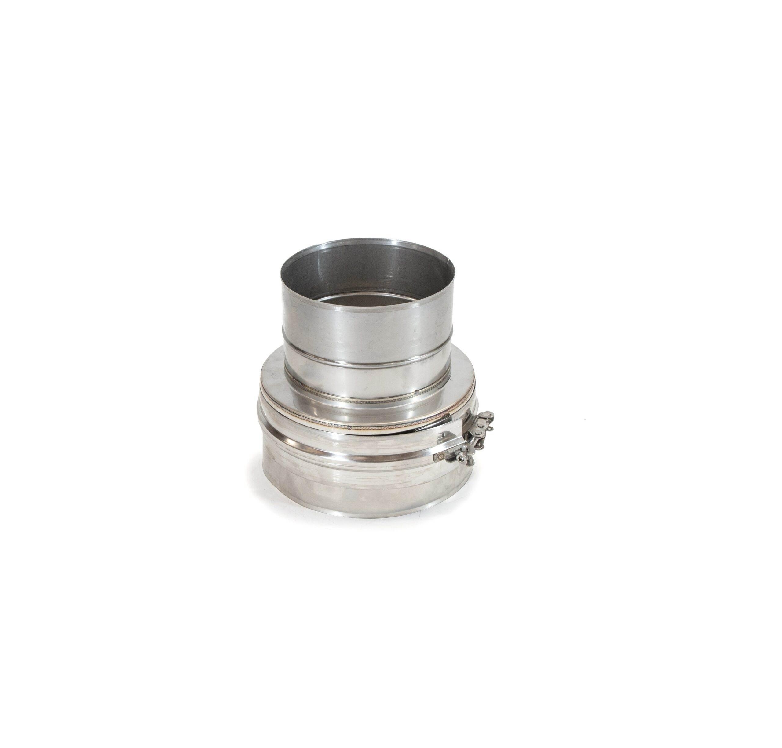 Insulated Chimney System J2179 ICS to flex adaptor