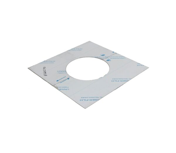 JCTS square chimney ceiling trim