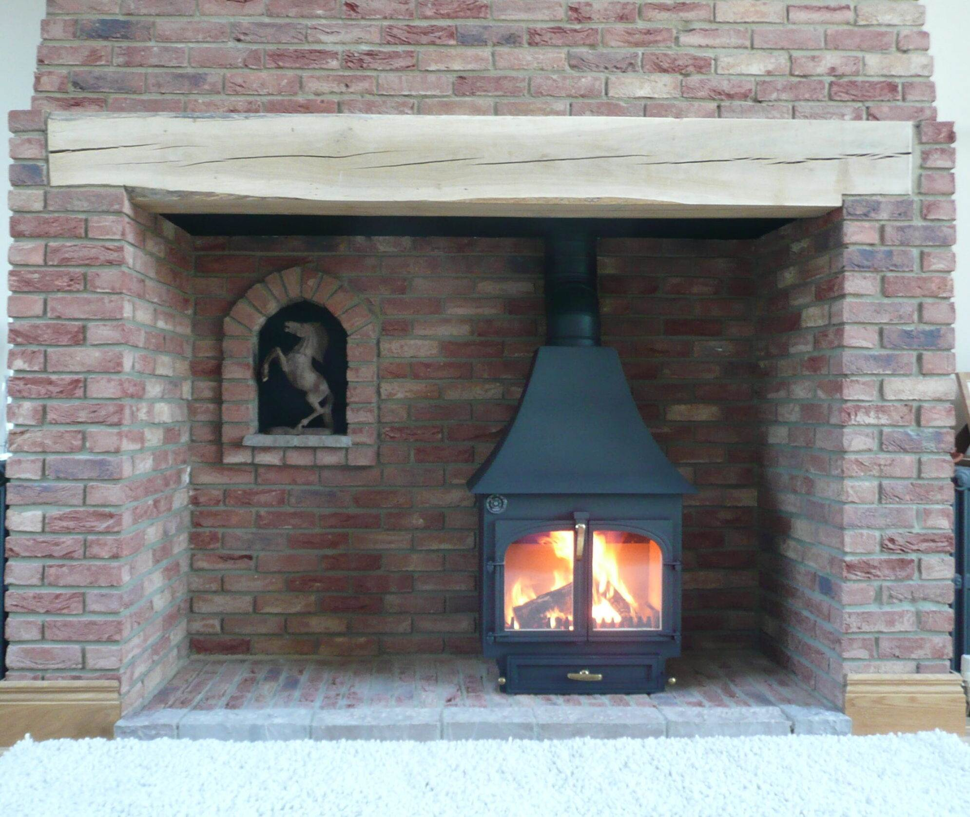 Inglenook Chimney