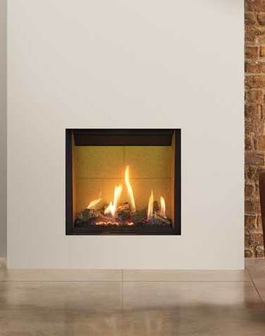 Gazco Riva 2, 500HL Nat Gas - The Gazco Riva2 500HL Slimline offers you the superb flames of the Riva2 gas fire range with a versatile slim profile which allows it to be installed into a cavity wall. Featuring a range of design options, this stunning fire offers unique styling that can be added to almost any home.