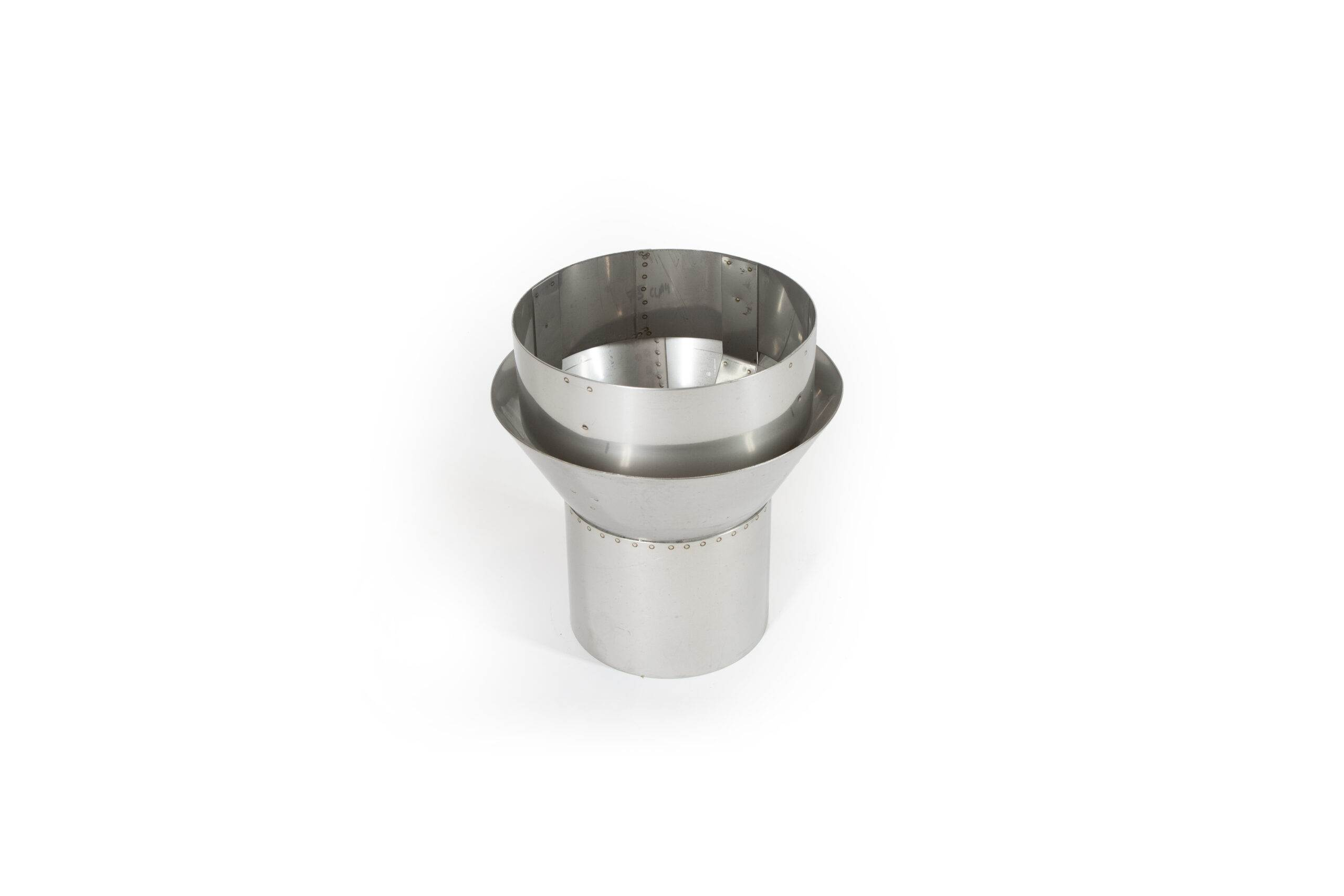 Clay Liner Reducer - Stainless Steel