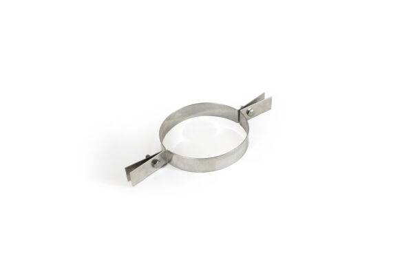 Flexible Liner Top Fixing Clamp - Stainless Steel
