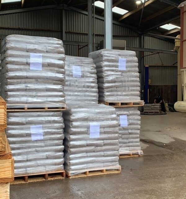 Topstak Wood Pellets