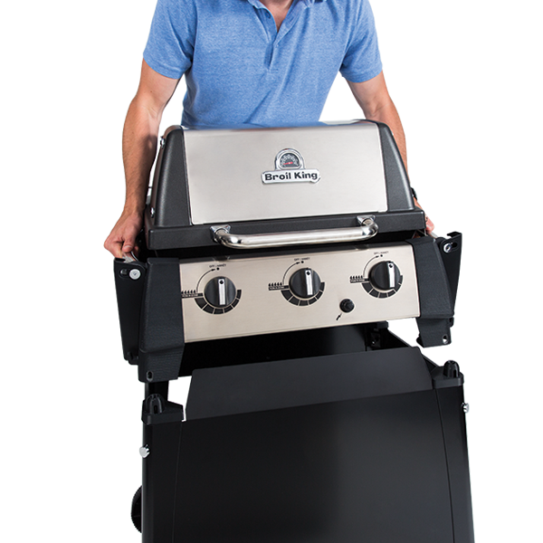 Broil King Porta-Chef 320 Cart - Gas BBQ
