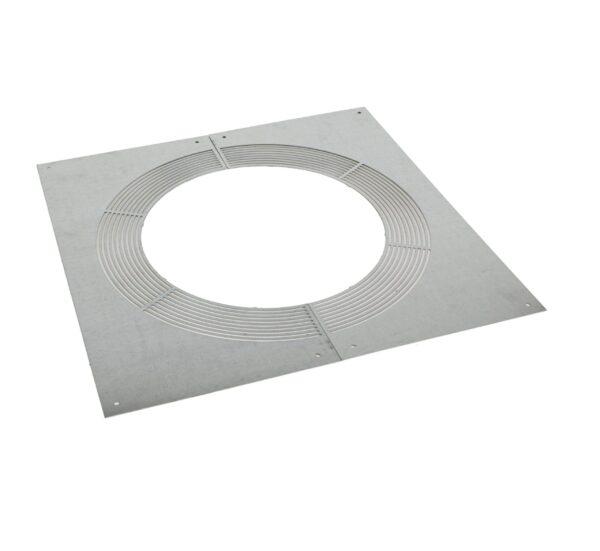 Firestop Plate Square - Schiedel ICS Commercial