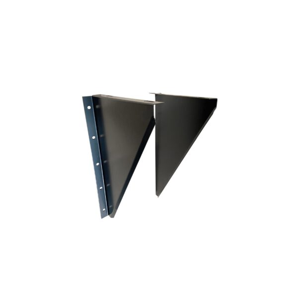 Eco ICID wall support side plates black