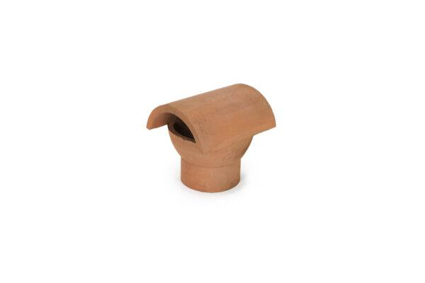 Hood Top Chimney Pot Insert - 190mm Spigot