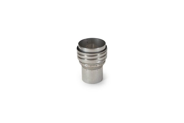 Flexible Liner to Flue Pipe Screw Reducer- Stainless Steel
