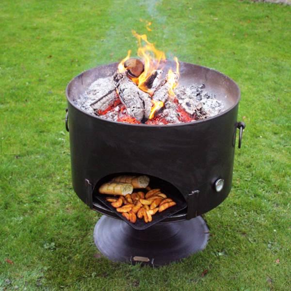 Pete's Oven Firepit 70cm