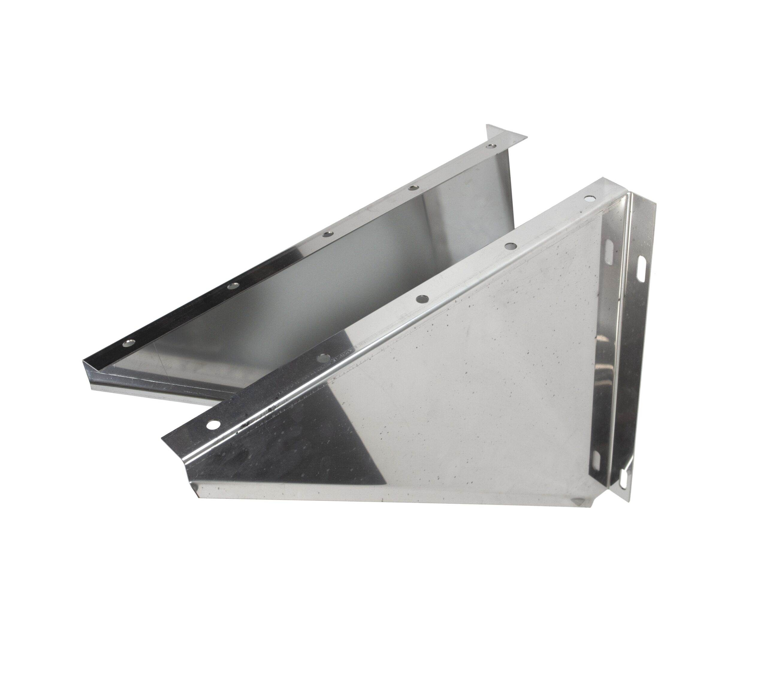 Wall Support Side Plates - Schiedel ICS Commercial