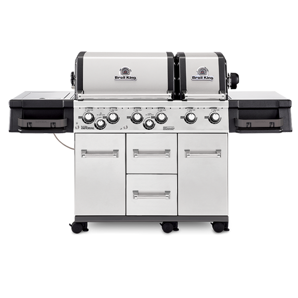 broil king imperial xls gas bbq