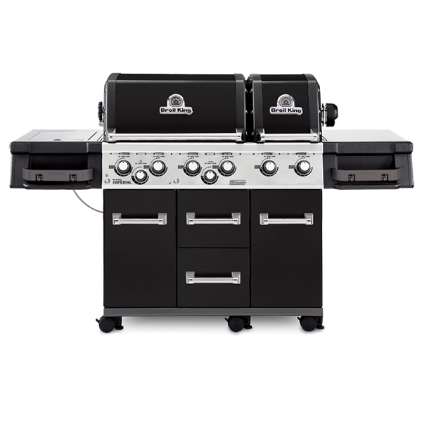 Broil King Imperial XL Black - Gas BBQ