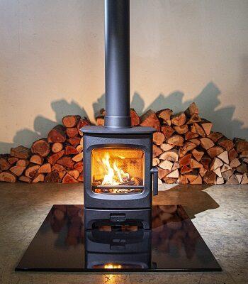 Charnwood Aire 3 BLU Ecodesign Ready Woodburning Stove