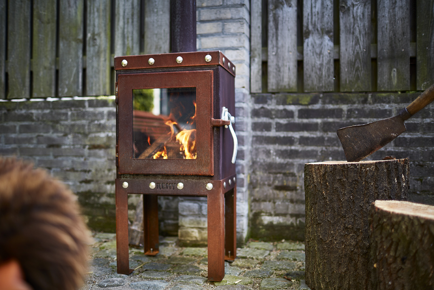 RB73 Piquia 4 - Outdoor Stove