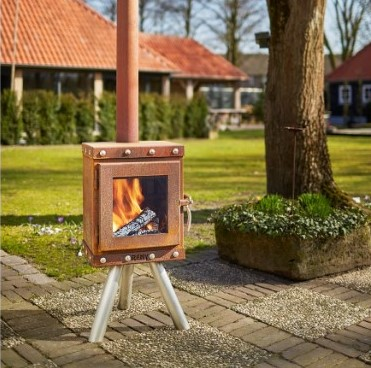RB73 Piquia 3 - Outdoor Stove