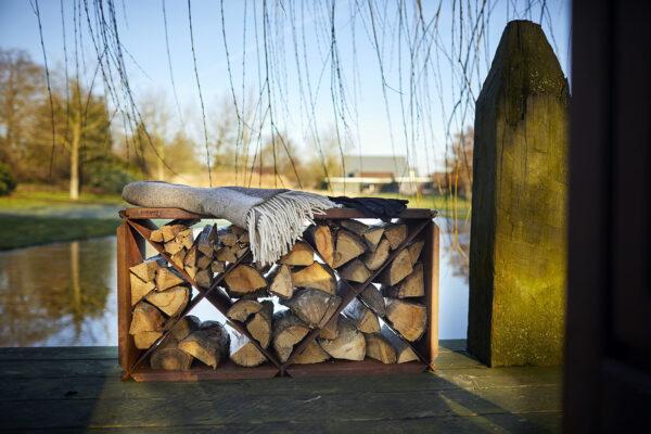 RB73 Wood Storage BloXX