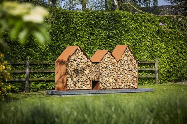 RB73 Wood Storage Bruges