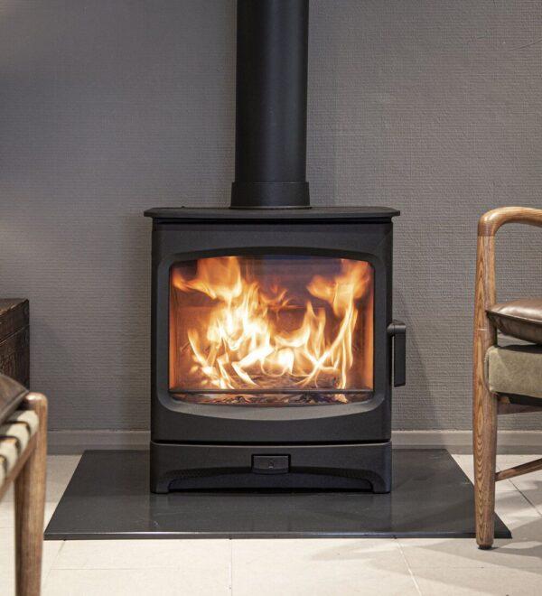 Charnwood Aire 7 BLU Ecodesign Ready Woodburning Stove