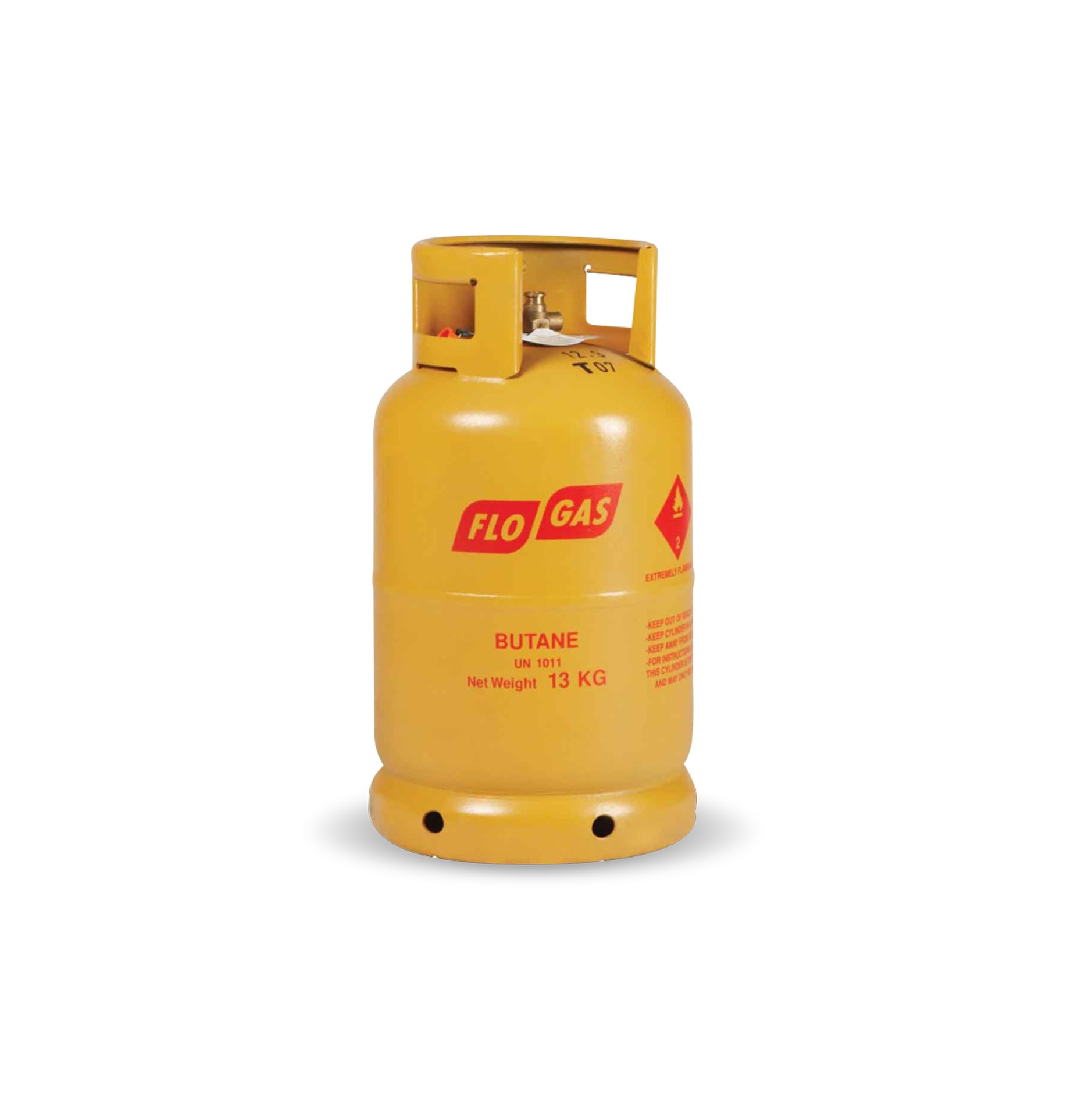 FloGas 13kg Butane Gas Bottle
