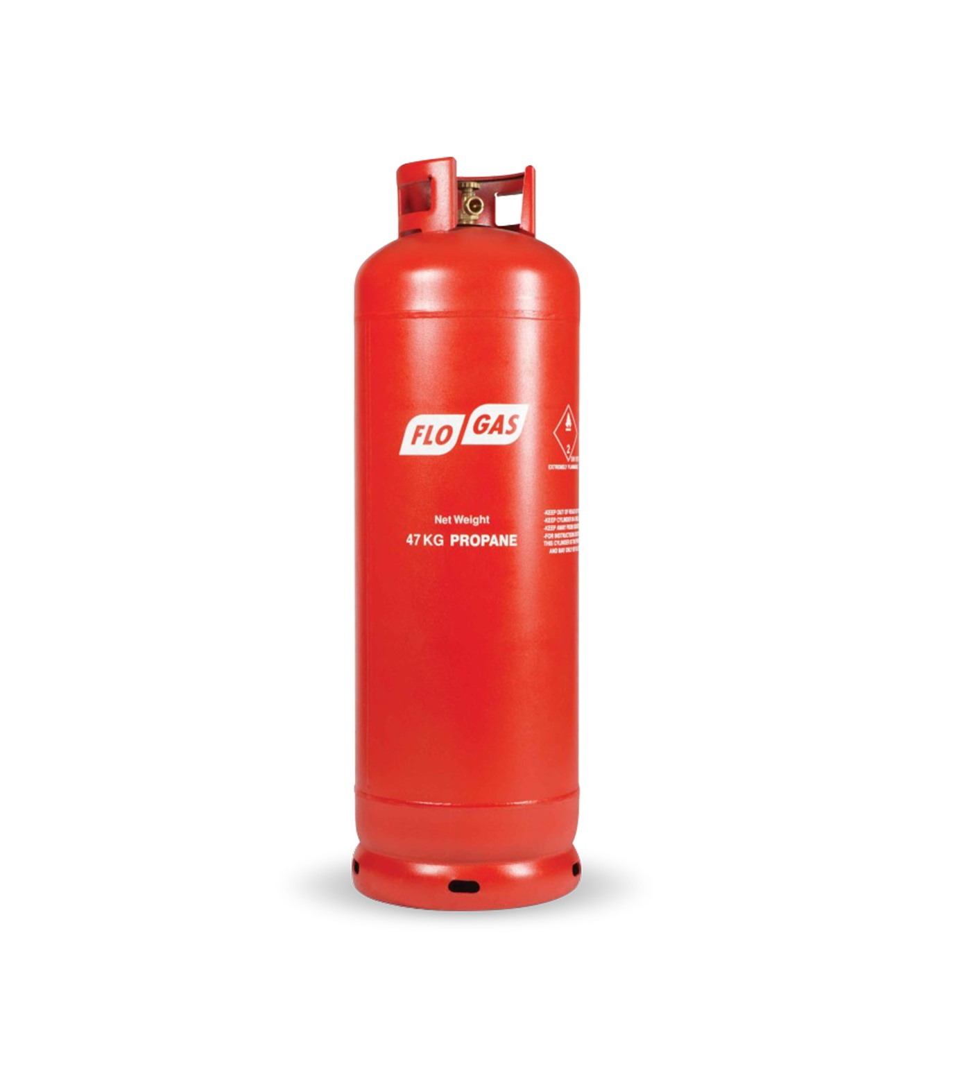FloGas 47kg Propane Gas Bottle