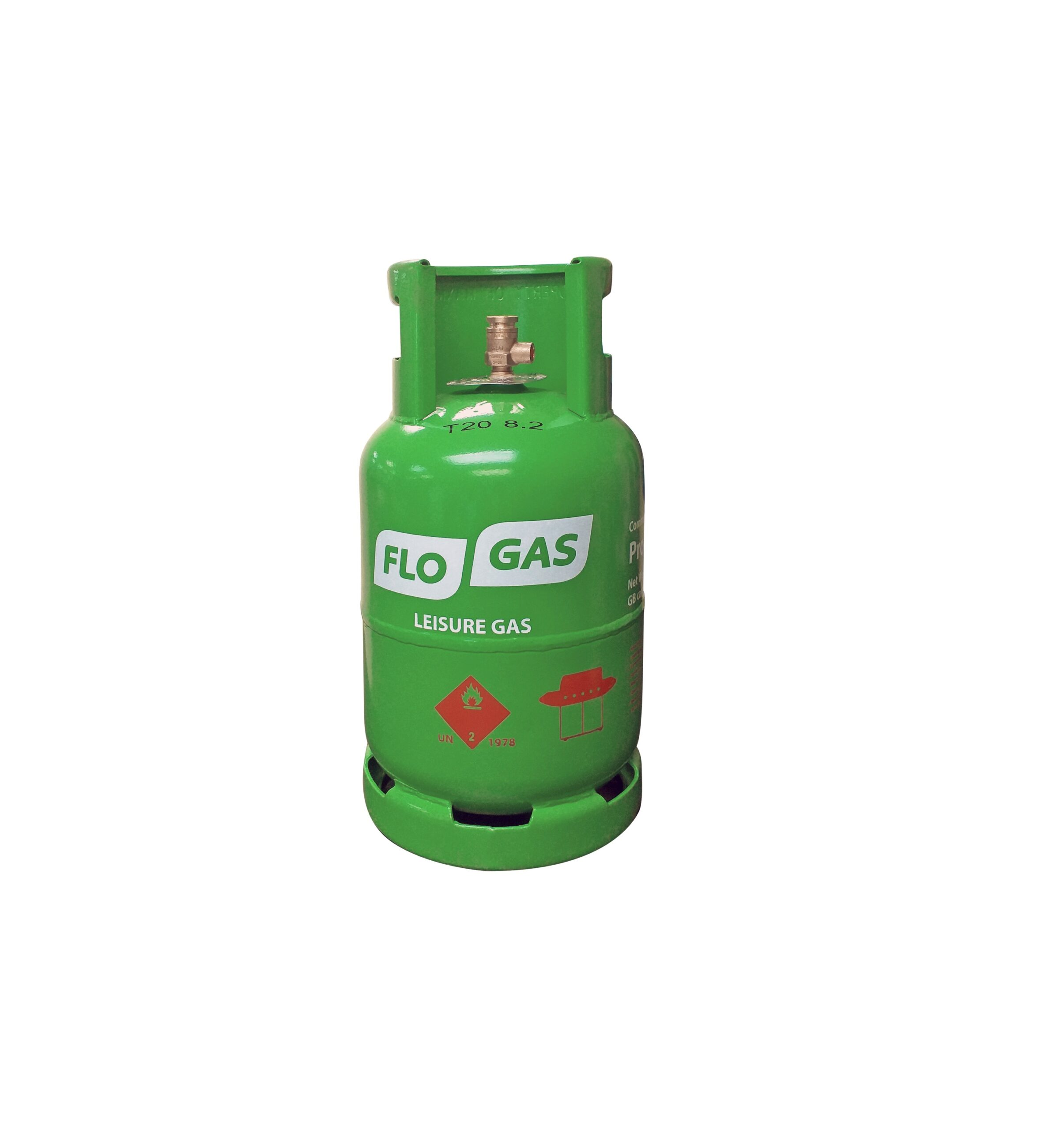 FloGas 6kg Leisure Gas Bottle