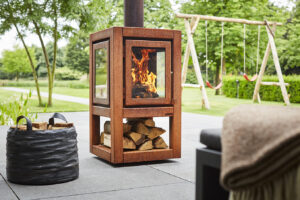 RB73 garden stove