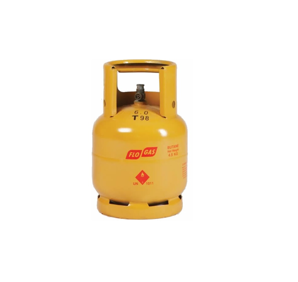 FloGas 4.5kg Butane Gas Bottle