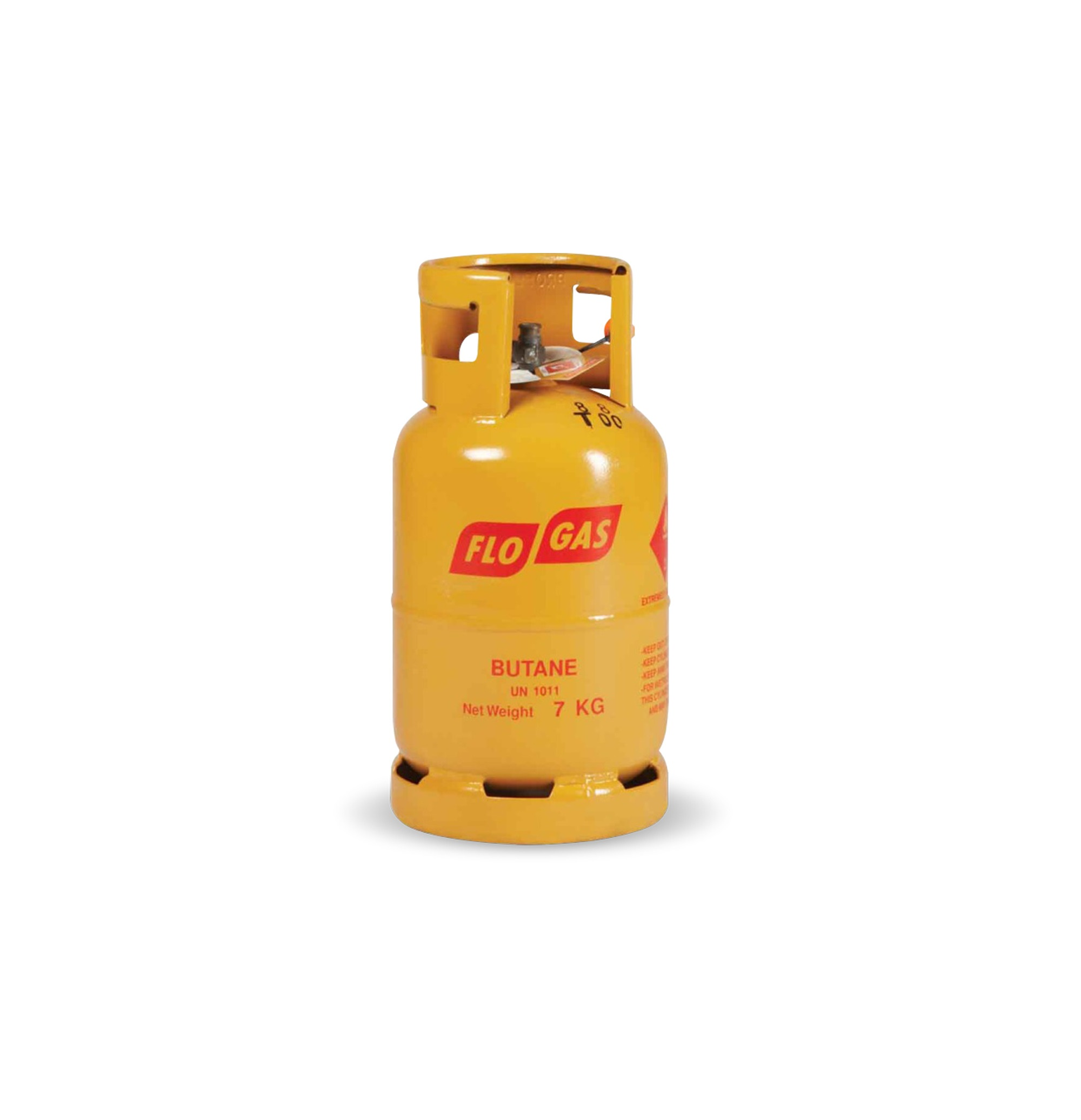 FloGas 7kg Butane Gas Bottle