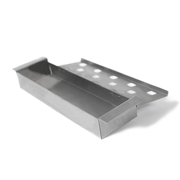 Broil King Smoker Box - Stainless steel smoker box with handles and a hinged lid. Simple, easy, smoke flavour.