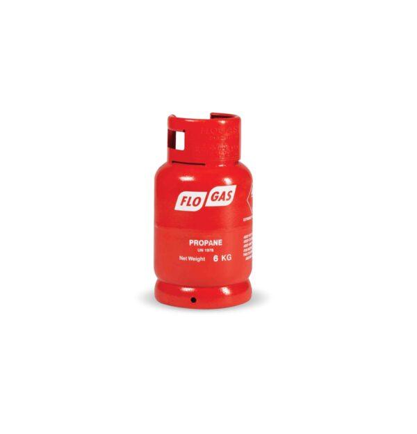 FloGas 6kg Propane Gas Bottle