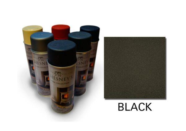 Chesney's Black Stove Paint